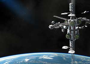 3. Space Station