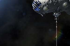 4. Counterweight Asteroid