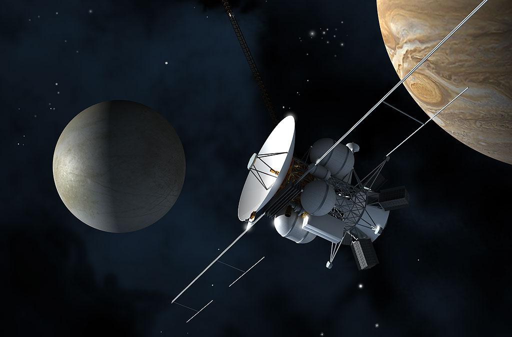 bisbos com    space  future probes  europa clipper