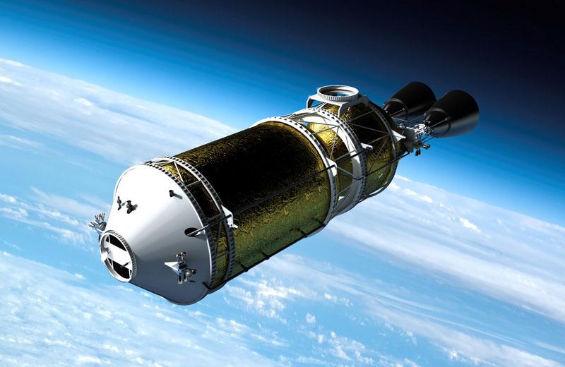 آشنایی با گرایش مهندسی فضایی