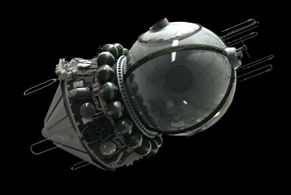 vostok spacecraft - photo #2